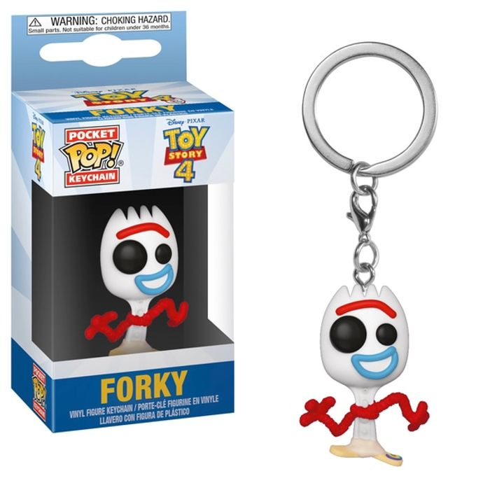 POP! Keychain: Toy Story 4 Forky
