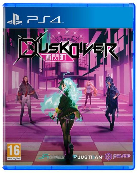 PS4 Dusk Diver Day 1 Edition £14.85 Delivered at Shopto