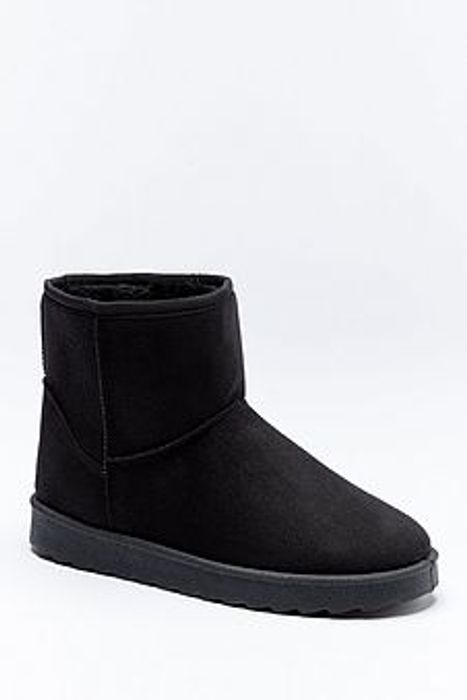 Deal of the Day! Studio - Slouch Lined Tassel Ankle Boots