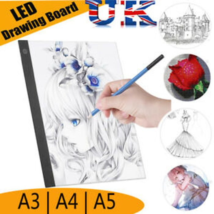 LED Drawing Light Box