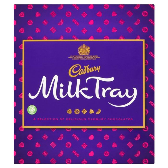 Cadbury Milk Tray Chocolate Box 360g - HALF PRICE!