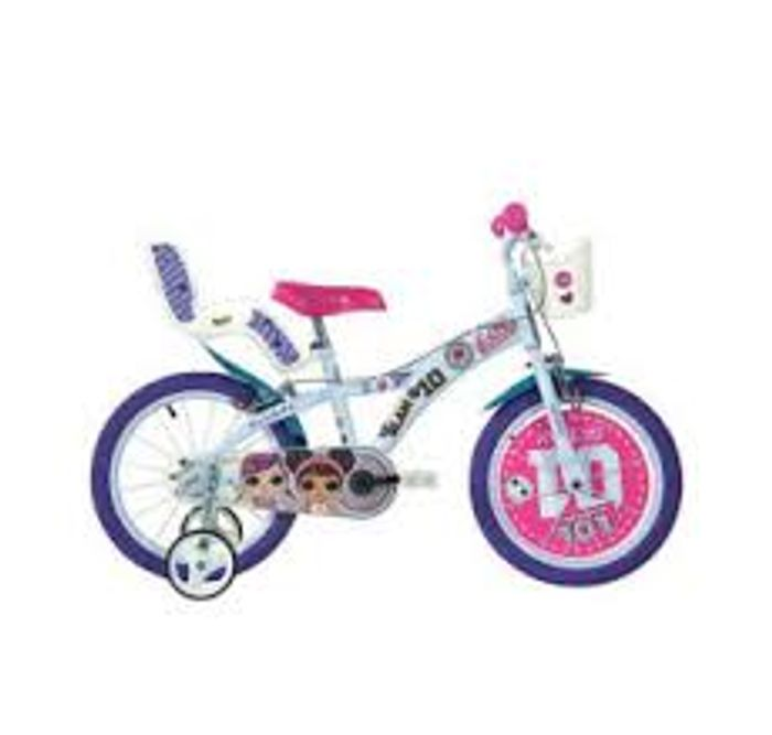 LOL Surprise 16inch Bike Was £149.99 Now £109.99 or £79.99 New Customers