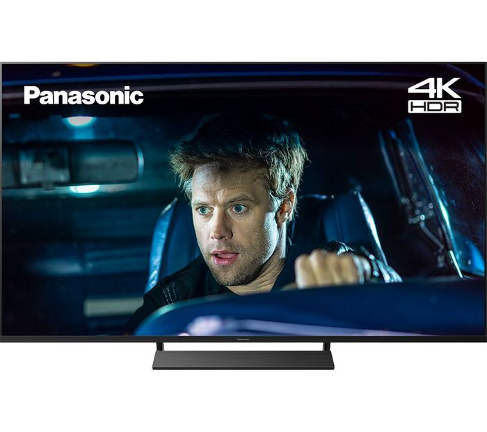 *SAVE £130* Panasonic 65 Inch 4K Ultra HD HDR Smart TV with Freeview Play