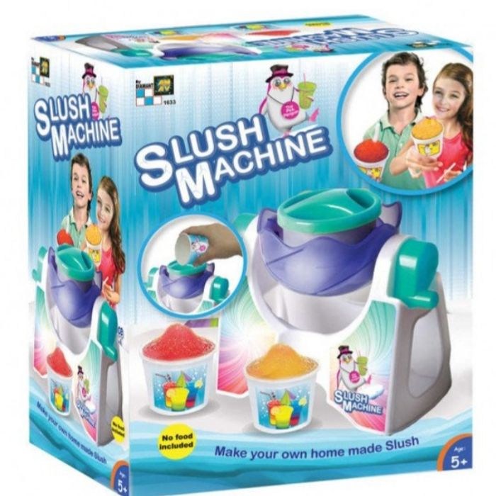 Make Your Own Slush! £3.99 Machine.
