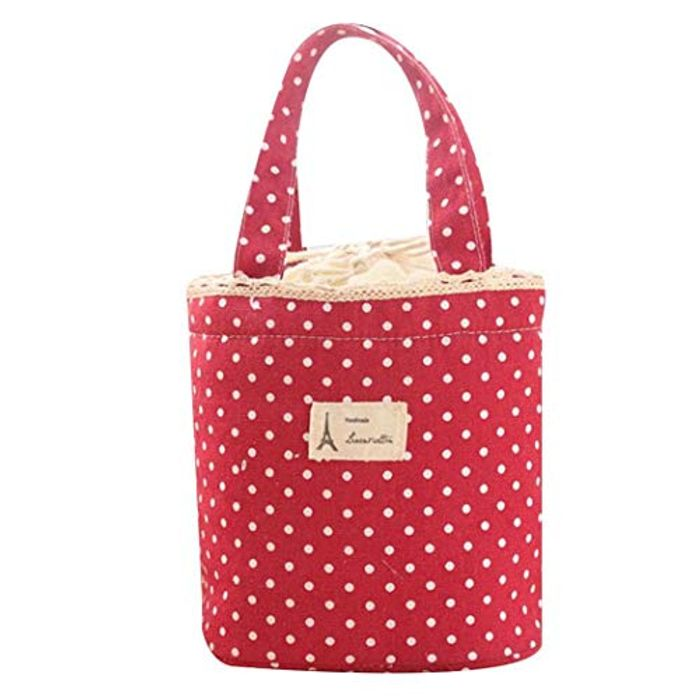 Lunch Bag 80% off + Free Delivery