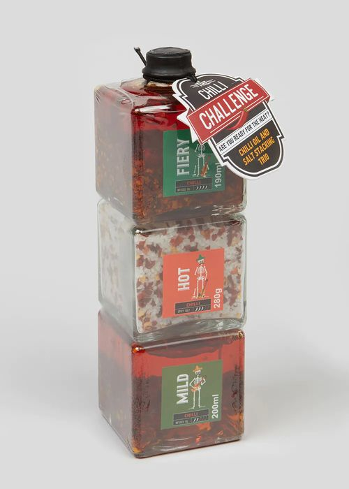 Chilli Oil & Salt Stacker (25cm X 7.5cm X 7.5cm)