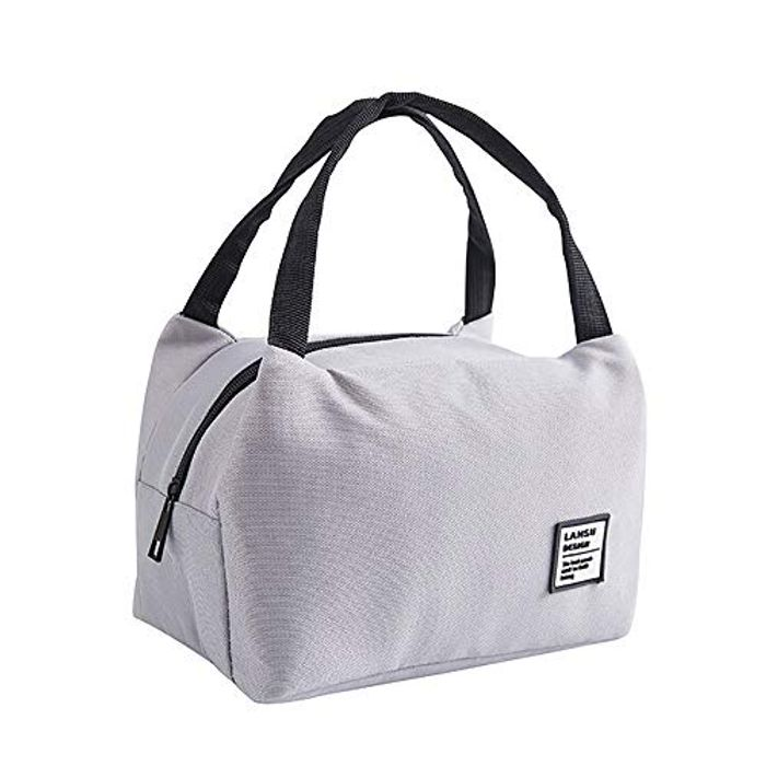Portable Lunch Bag Insulated Bag,Thermal Insulated Lunch Box Tote Cooler Bag