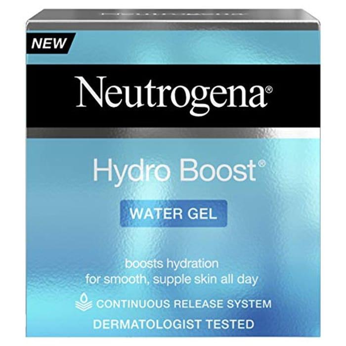 Hydro Boost Face Gel
