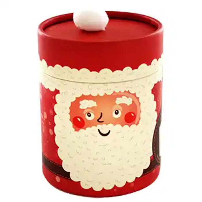 Father Christmas Festive Cinnamon Ho Ho Ho Candle