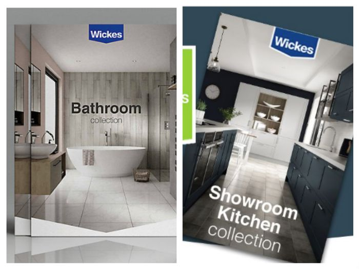 Get Either A Kitchen Brochure A Bathroom Brochure Or Both FREE BY POST