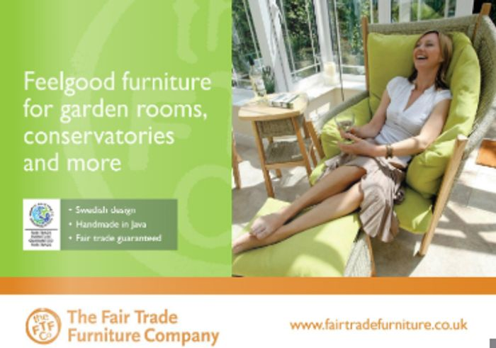Get A Catalogue From The Fairtrade Furniture Co. FREE BY POST