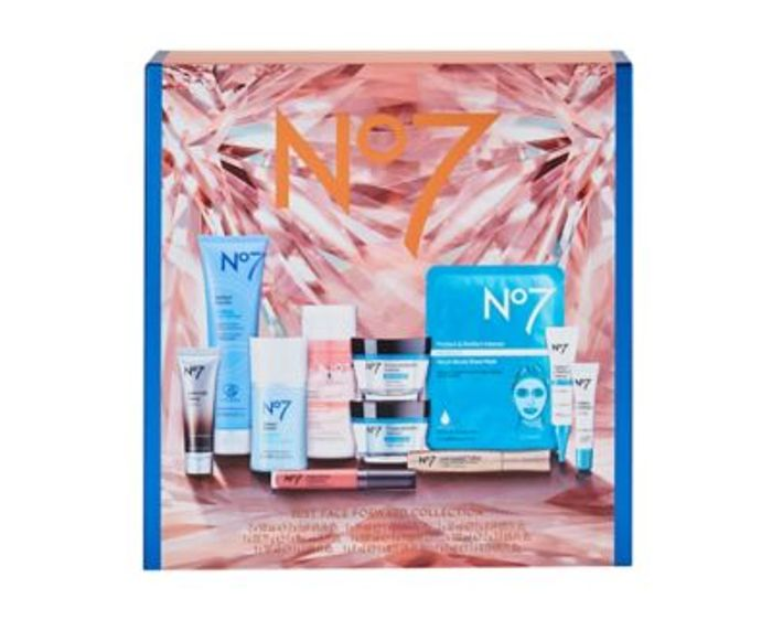 Cheap No7 Best Face Forward Collection at Boots - Only £39!