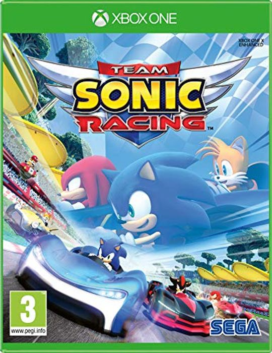Xbox One Team Sonic Racing £15.99 (Prime) Delivered at Amazon