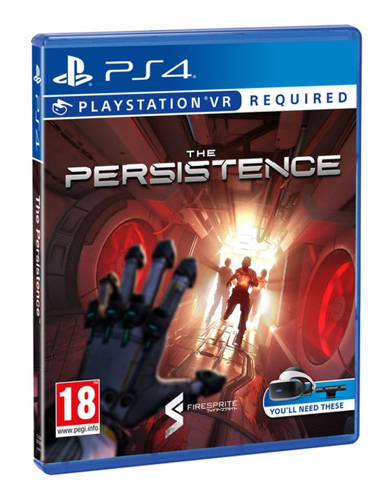 PS4 / PSVR the Persistence £9.85 Delivered at ShopTo