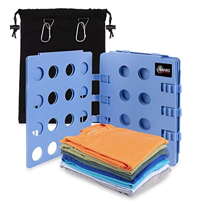 T-Shirt Folding Board for Shirts and Trousers