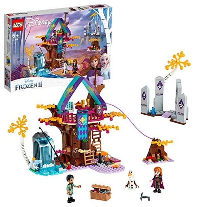 Frozen 2 Lego Enchanted Treehouse