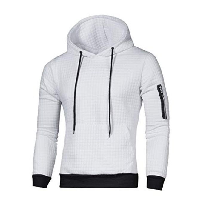 Mens Winter Casual Warm Hooded £7.78