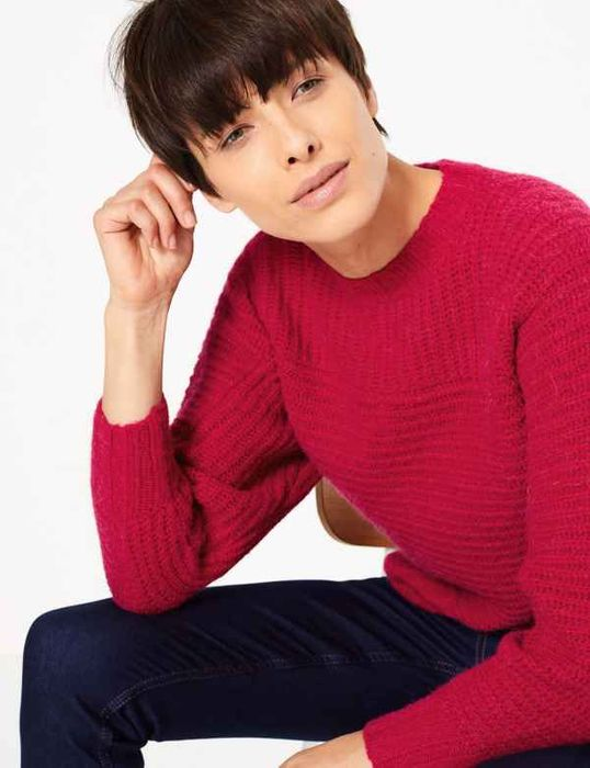 40% off Selected Women's Knitwear & Christmas Jumpers at M&S
