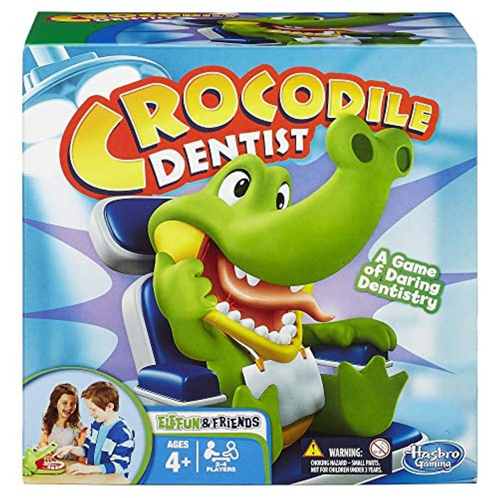 Crocodile Dentist Game - 38% Off!