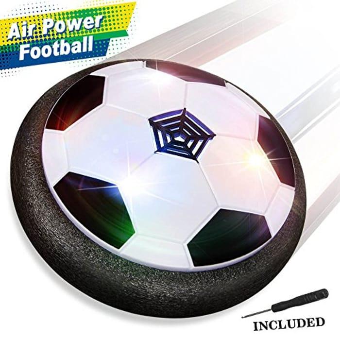 Toy Air Power Soccer Ball - ideal stocking filler