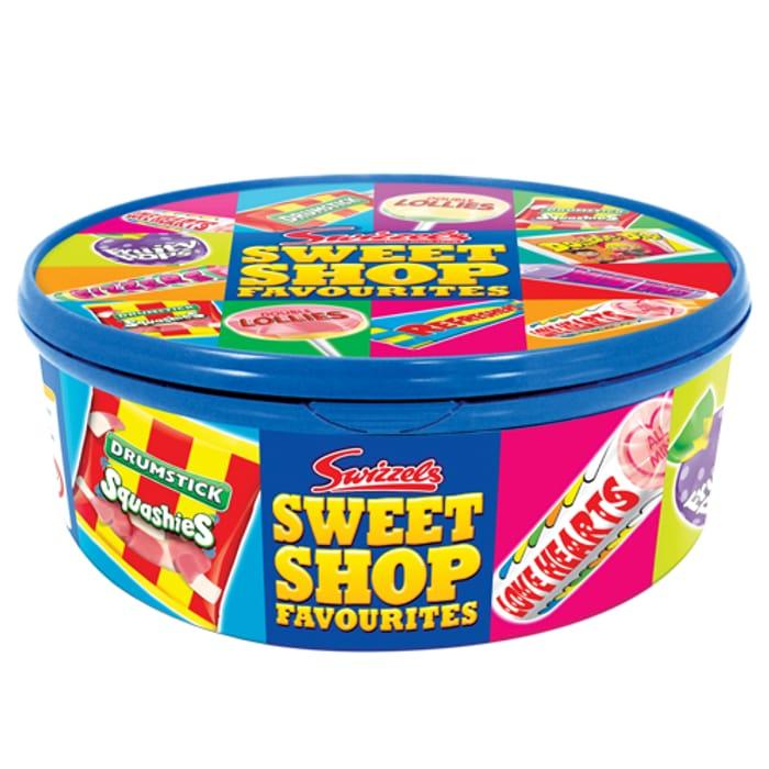 Swizzels SweetShop Favourites Tub