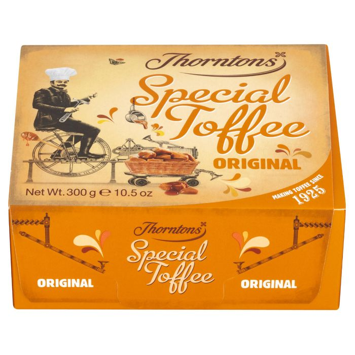 Thorntons Original Special Toffee Gift Box 300g