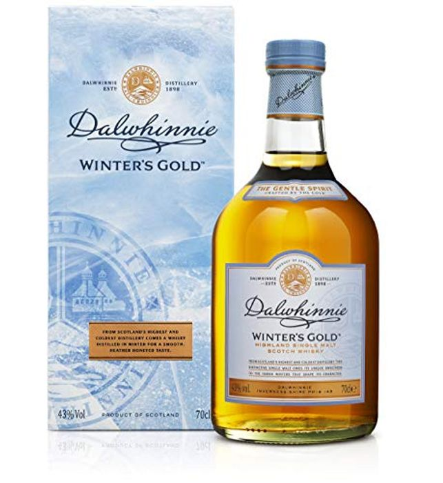 Dalwhinnie Winter's Gold Whisky, 70 Cl