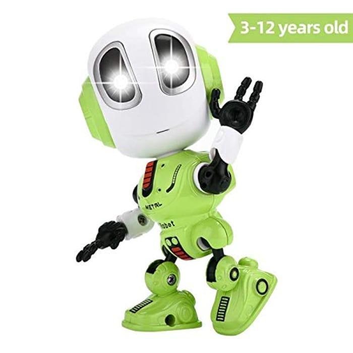 FUTURE ROBOT Recording Talking Robot for Kids Children Toys