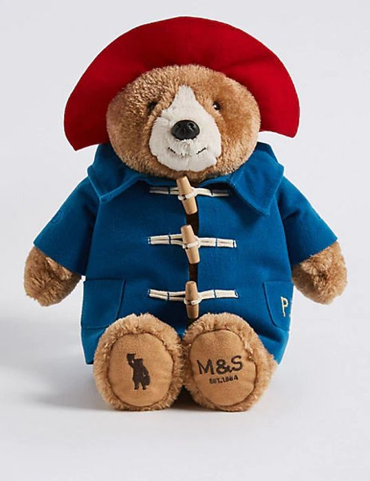 Paddington Plush Toy (33cm) *NOW ONLY £8.40*