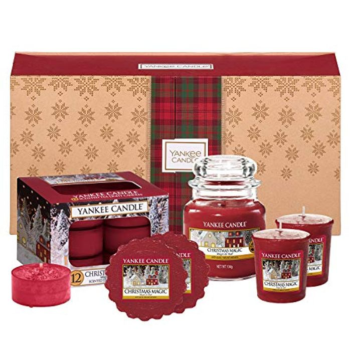 Best Ever Price! Yankee Candle Scented Gift Set