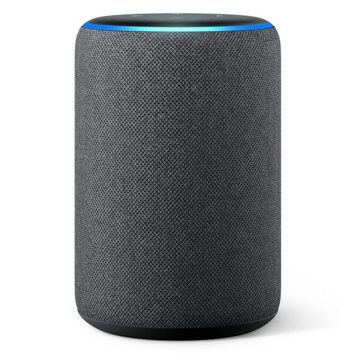 Amazon Echo (3rd Generation 2019) - Charcoal - Only £59.99!