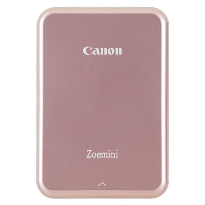 Canon Zoemini Photo Printer (Rose Gold) - 23% Off!