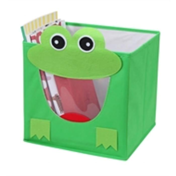 Kids Storage Cube - Frog