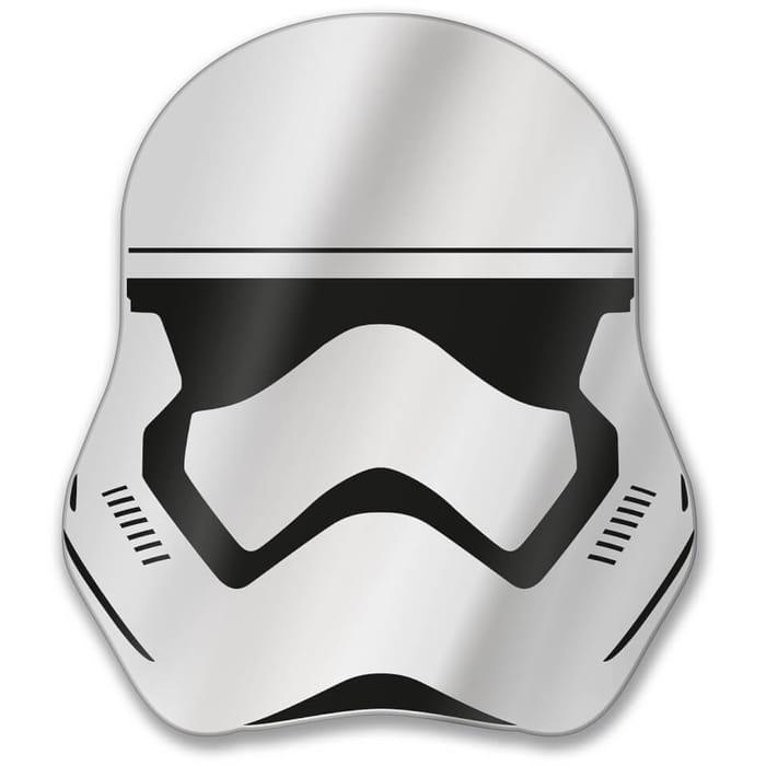 Star Wars Stormtrooper Mirror - Save £15!