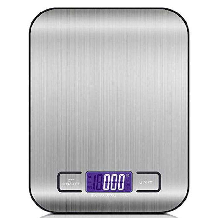 Love Cooking? USCVIS Kitchen Scales down to £7.14