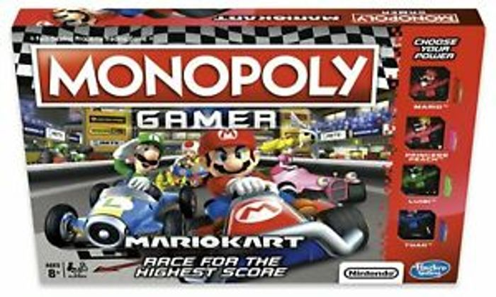 Monopoly Mario Kart Edition Only £11.99 Delivered!