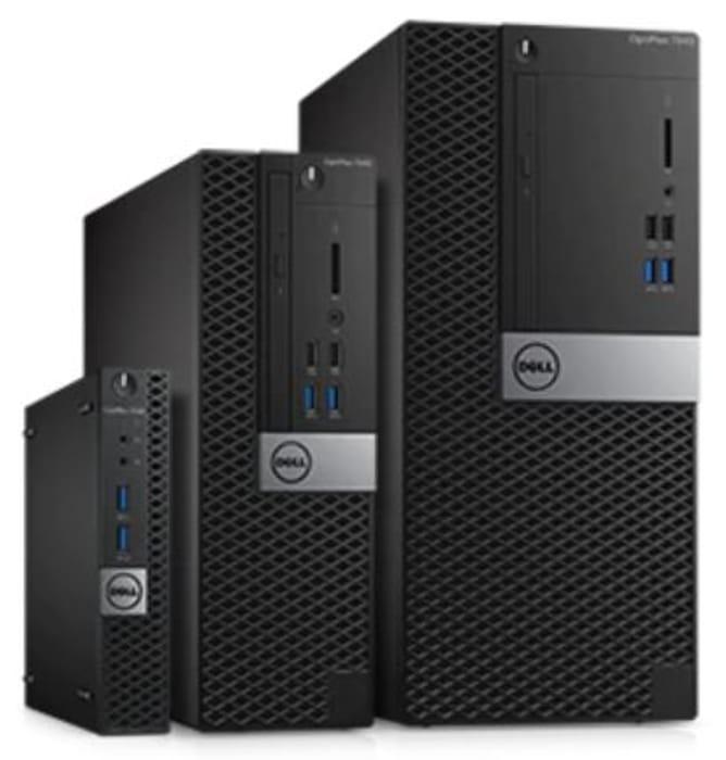 60% off Dell Desktops