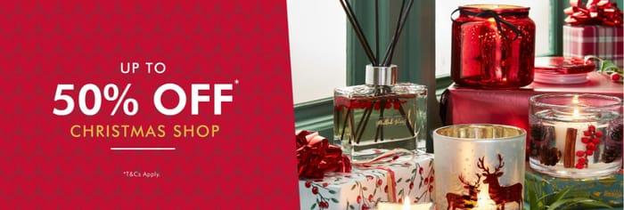 Up to 50% off Christmas Shop at Matalan