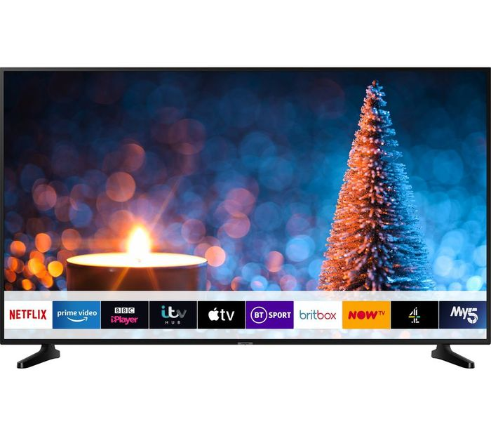 "*SAVE £170* SAMSUNG 65"" Smart 4K Ultra HD HDR LED TV"