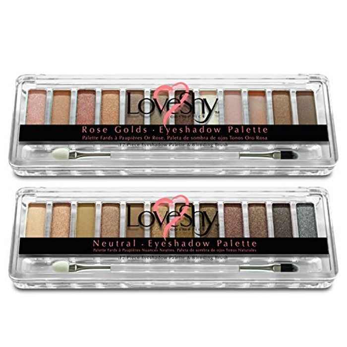 LoveShy Cosmetics Eye Makeup Set (2)