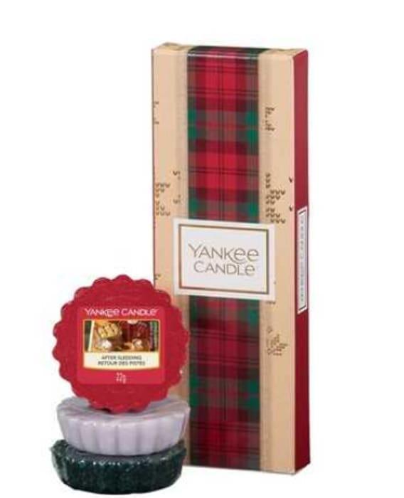 3 Wax Melt Gift Set Only £3.99