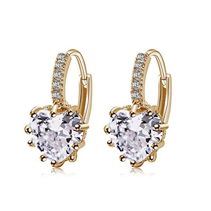 Best Price! Sparkling Earrings at Amazon with Free Delivery