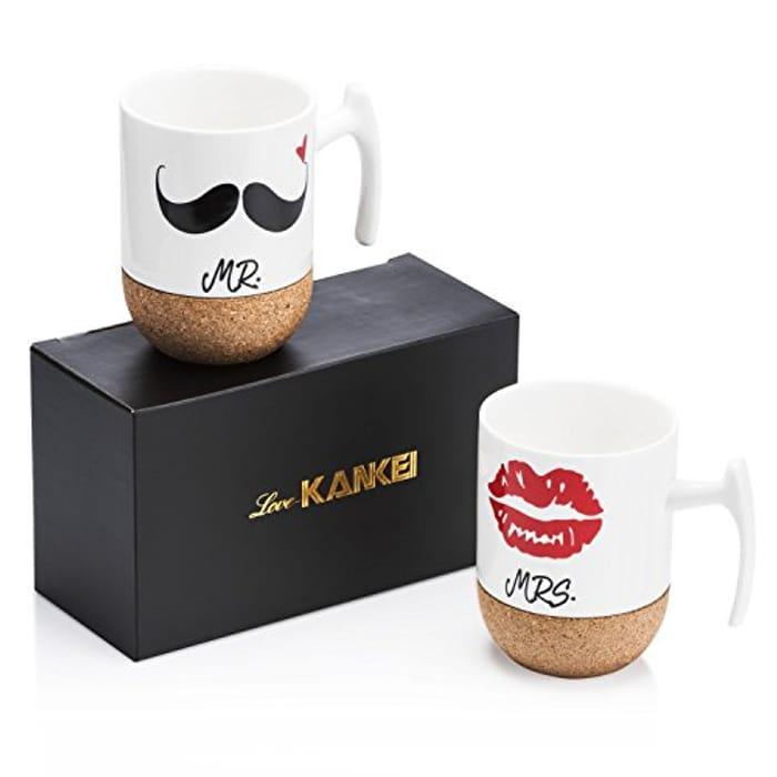 Deal Stack - Ceramic Mugs - 43% off + Extra 10%