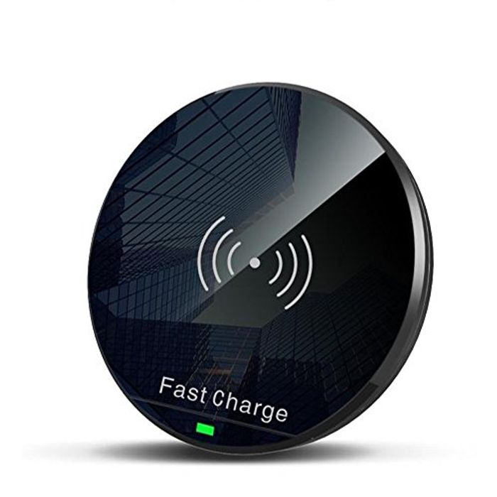 NO CODE NEEDED Fast 3 Coil Charger Wireless Charging Pad WF50