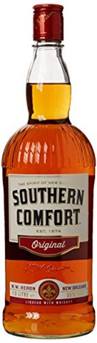 Deal Stack 3 Bottles 1L Southern Comfort plus Chocolate