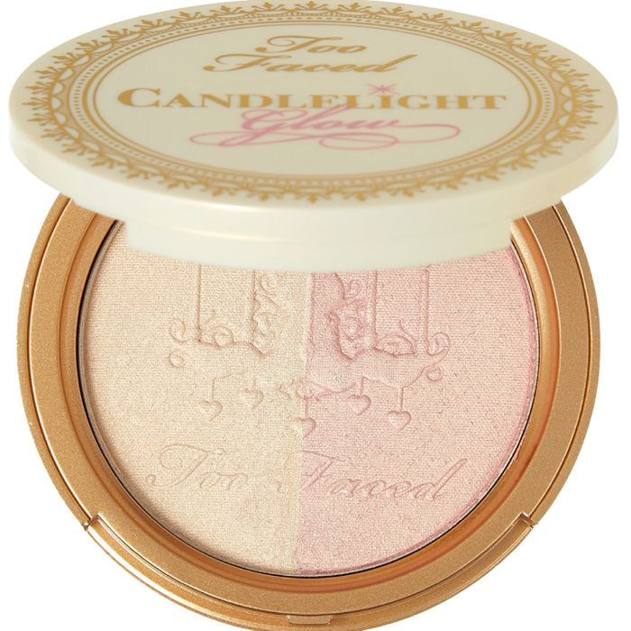 TOO FACED Rosy Glow Highlighting Powder Duo 10g