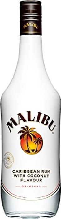 Best Ever Price! Malibu Rum 70cl