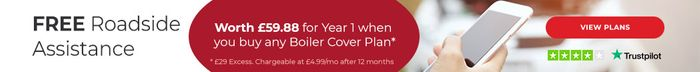 10% off Boiler Cover Plan Orders at 24|7 Home Rescue