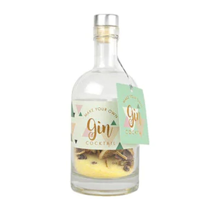 Pink Gin Make Your Own Gin Cocktail Set