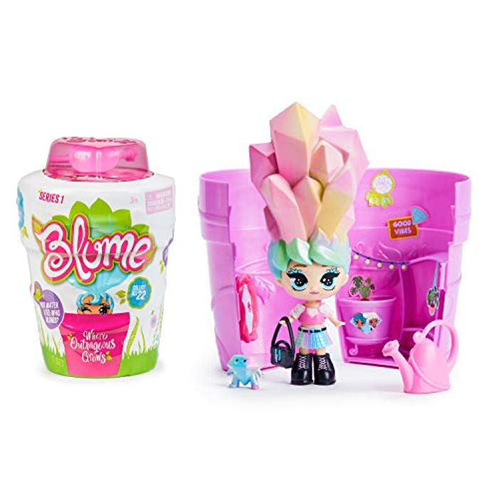 Blume Doll - 50% off at Amazon - Add Water and See Who Grows
